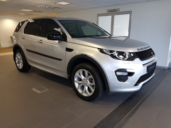 2018 Land Rover Discovery Sport Sport 2.0D HSE 177KW Kwazulu Natal Durban_0