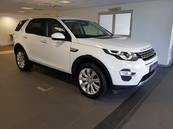 2015 Land Rover Discovery Sport Sport 2.2 SD4 HSE LUX Kwazulu Natal Durban_0