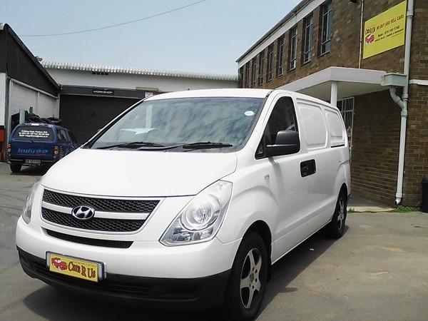 2010 Hyundai H1 Gl 2.4 Cvvt Fc Pv  Kwazulu Natal_0