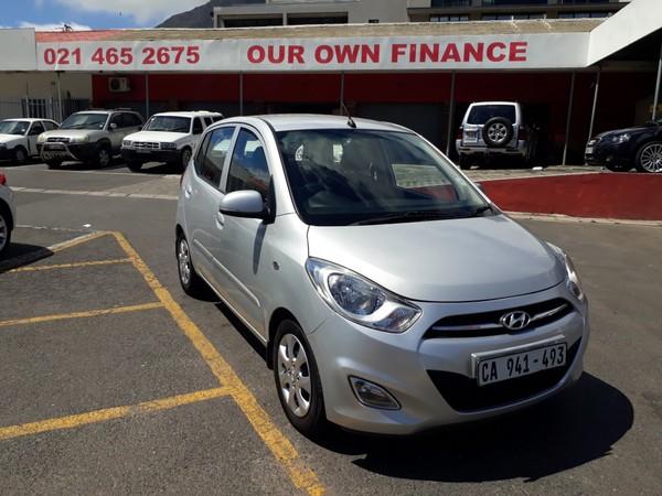 2012 Hyundai i10 1.1 Gls  Western Cape Cape Town_0