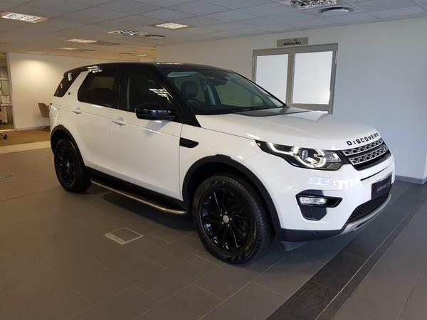 2017 Land Rover Discovery Sport Sport 2.2 SD4 HSE Kwazulu Natal Durban_0