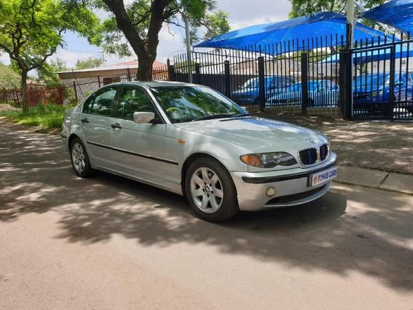 2002 BMW 3 Series 320d At e46fl  Gauteng Pretoria West_0
