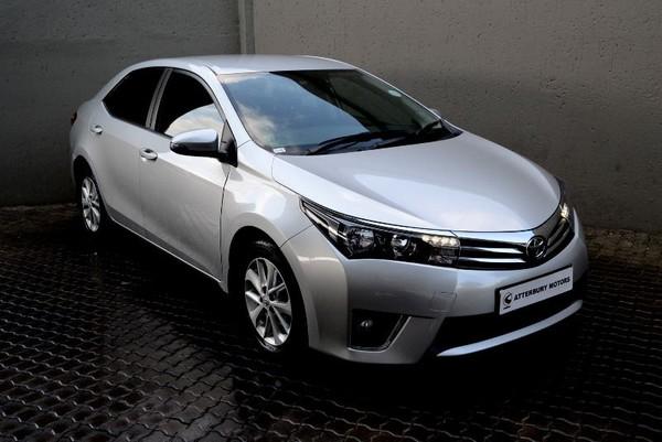 2017 Toyota Corolla 1.8 High Gauteng Pretoria_0