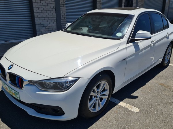 2016 BMW 3 Series 320i Luxury Line Auto Western Cape Worcester_0