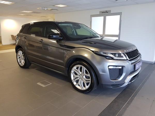 2016 Land Rover Evoque 2.2 SD4 HSE Dynamic Kwazulu Natal Durban_0