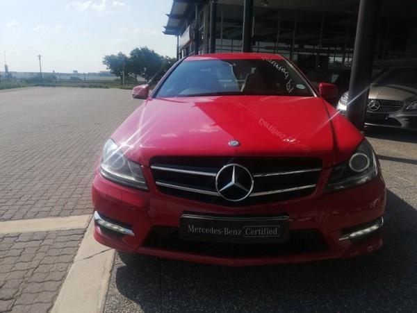 2015 Mercedes-Benz C-Class C180 Be Coupe At  Mpumalanga Secunda_0