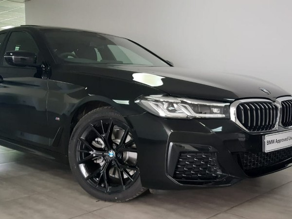2020 BMW 5 Series 520d M Sport Auto G22 Gauteng Germiston_0