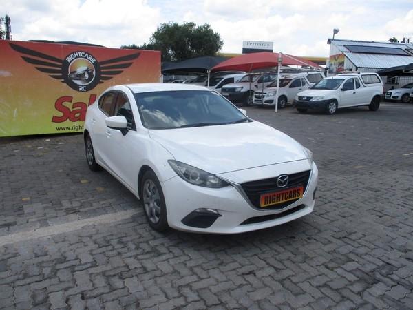 2015 Mazda 3 1.6 Original Gauteng North Riding_0