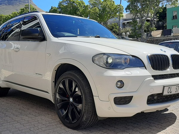 2009 BMW X5 Xdrive35d At e70  Western Cape Cape Town_0