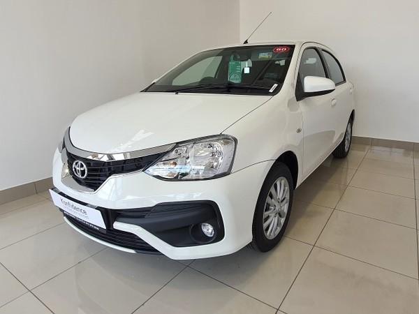 2020 Toyota Etios 1.5 Xs  Gauteng Hatfield_0