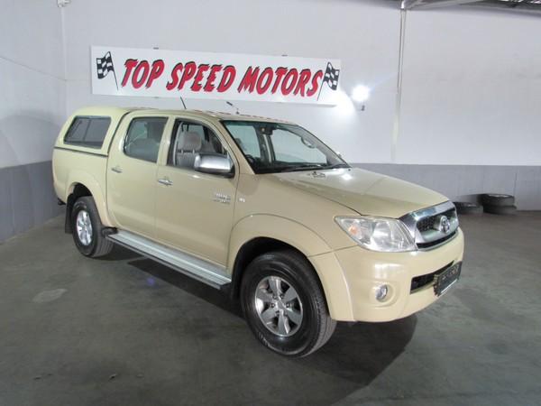 2009 Toyota Hilux 2.7 Vvti Raider Rb Pu Dc  Gauteng Vereeniging_0
