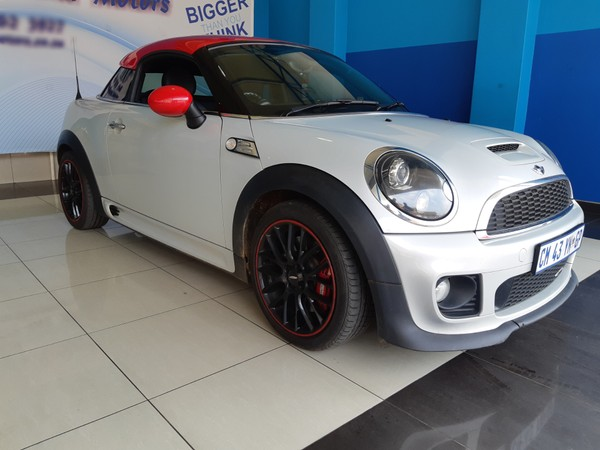 2013 MINI Cooper Coupe At sx12  North West Province Klerksdorp_0
