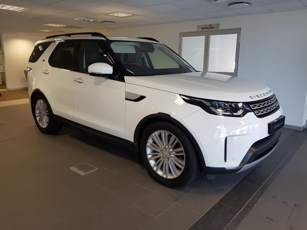 2018 Land Rover Discovery 3.0 TD6 HSE Luxury Kwazulu Natal Durban_0