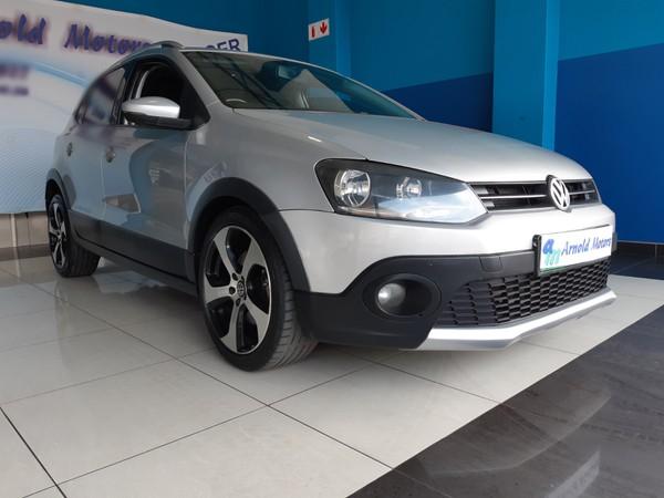 2011 Volkswagen Polo 1.6 Tdi Cross  North West Province Klerksdorp_0