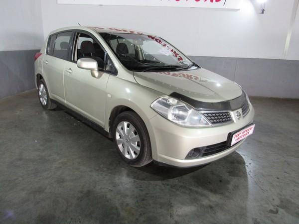 2011 Nissan Tiida 1.6 Visia  MT Hatch Gauteng Vereeniging_0