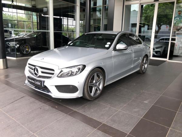 2016 Mercedes-Benz C-Class Mercedes-Benz C220 Bluetec AMG Line Gauteng Menlyn_0