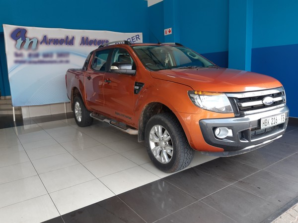 2014 Ford Ranger 3.2tdci Wildtrak Bakkie Double cab North West Province Klerksdorp_0
