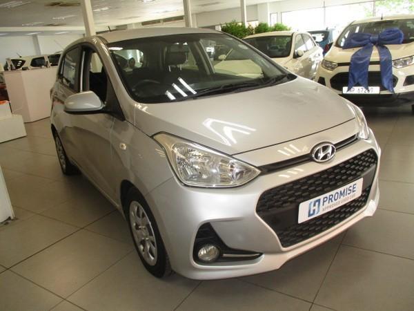 2017 Hyundai Grand i10 1.25 Motion Kwazulu Natal Pietermaritzburg_0