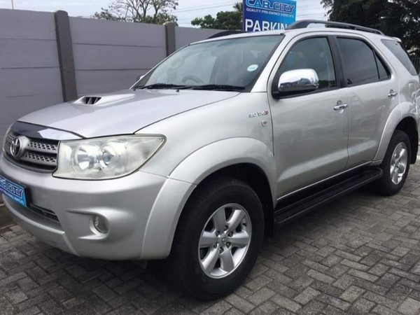 2011 Toyota Fortuner 2011 TOYOTA FORTUNER 3.0 D4D 4x2 MANUAL Eastern Cape East London_0