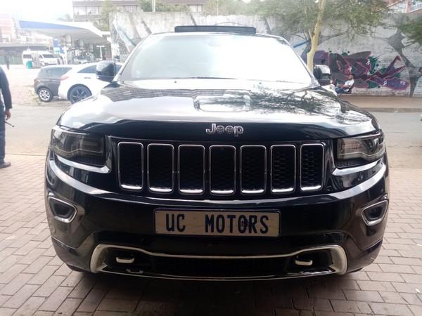 2014 Jeep Grand Cherokee 3.6 Limited Gauteng Germiston_0