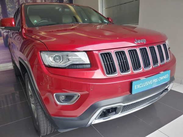 2018 Jeep Grand Cherokee 3.0L V6 CRD LTD Gauteng Midrand_0