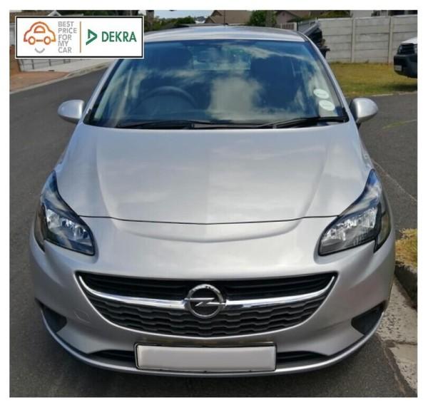 2017 Opel Corsa 1.0T Essentia 5-Door Western Cape Goodwood_0