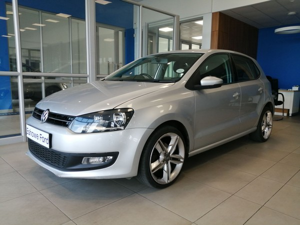 2012 Volkswagen Polo 1.4 Comfortline 5dr  Kwazulu Natal Eshowe_0