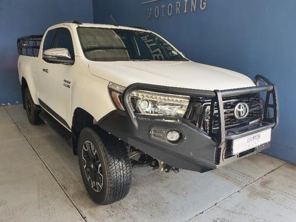 2020 Toyota Hilux 2.8 GD-6 Raider 4X4 PU ECAB Gauteng Pretoria_0