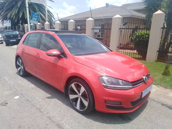 2015 Volkswagen Golf VII 1.4 TSI Highline Gauteng Kempton Park_0