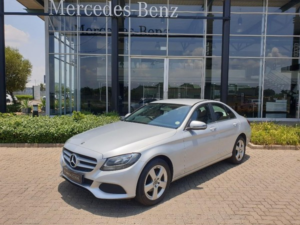 2018 Mercedes-Benz C-Class C180 Gauteng Vereeniging_0
