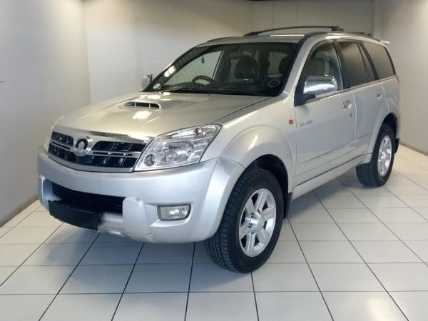 2011 GWM Hover 2.5 Tci 4x4  Gauteng Pretoria_0
