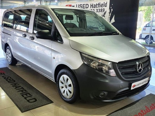 2019 Mercedes-Benz Vito 116 2.2 CDI Tourer Pro Auto Gauteng Hatfield_0