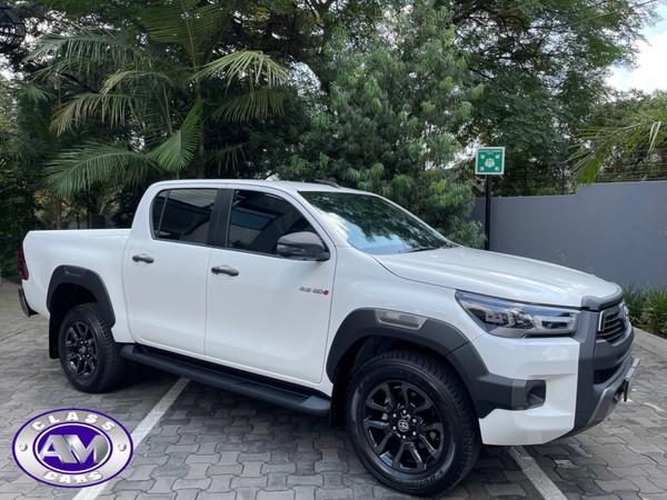 2021 Toyota Hilux 2.8 GD-6 RB Legend Auto Double Cab Bakkie Limpopo Louis Trichardt_0