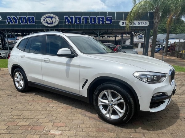 2018 BMW X3 xDRIVE 20d G01 Limpopo Louis Trichardt_0