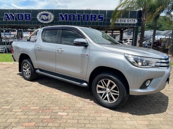 2018 Toyota Hilux 2.8 GD-6 RB Auto Raider Double Cab Bakkie Limpopo Louis Trichardt_0