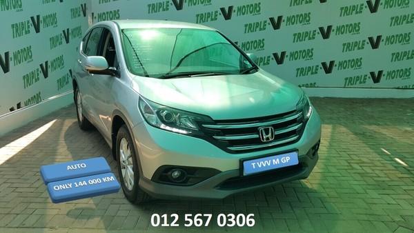 2014 Honda CR-V 2.0 Comfort Auto Gauteng Pretoria_0