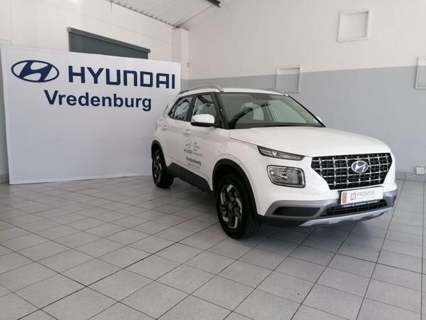 2020 Hyundai Venue 1.0 TGDI Fluid Western Cape Vredenburg_0