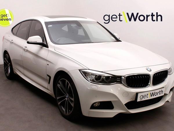 2016 BMW 3 Series 320i GT M Sport Auto Western Cape Milnerton_0