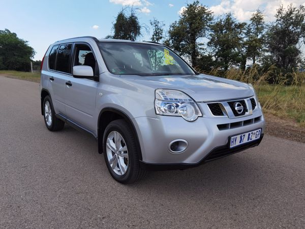 2011 Nissan X-Trail 2.0 Dci 4x2 Xe r82r88  North West Province Rustenburg_0