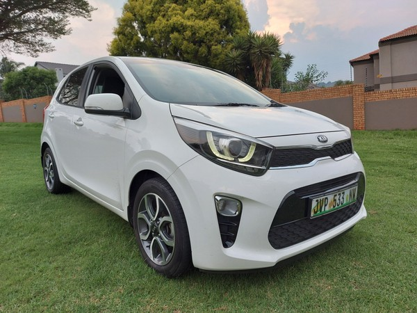 2017 Kia Picanto 1.2 Smart North West Province Rustenburg_0