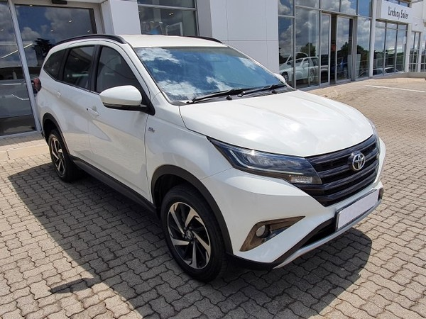 2019 Toyota Rush 1.5 Auto Gauteng Johannesburg_0