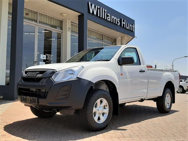 2021 Isuzu D-MAX 250C Fleetside Single Cab Bakkie Gauteng Centurion_0