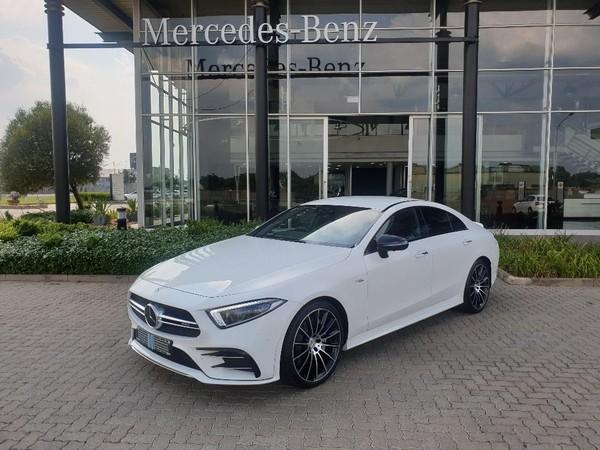 2021 Mercedes-Benz CLS-Class AMG 53 4MATIC Gauteng Vereeniging_0