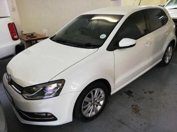2017 Volkswagen Polo 1.2 TSI Trendline 66KW Kwazulu Natal_0