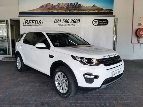 2016 Land Rover Discovery Sport Sport 2.2 SD4 SE Western Cape Goodwood_0