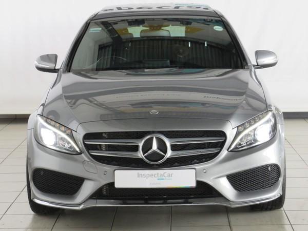 2015 Mercedes-Benz C-Class C200 AMG line Auto Mpumalanga Ermelo_0