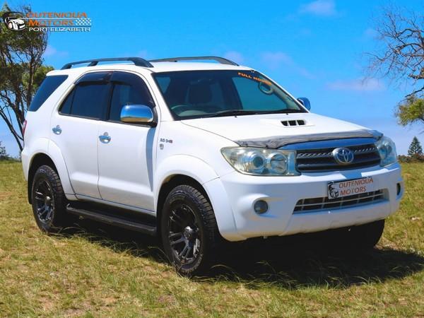 2009 Toyota Fortuner 3.0d-4d Rb At  Eastern Cape Port Elizabeth_0