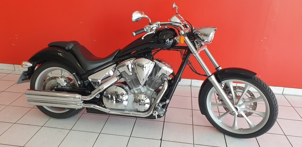 2012 Honda Vt  1300 Cx Gauteng Boksburg_0