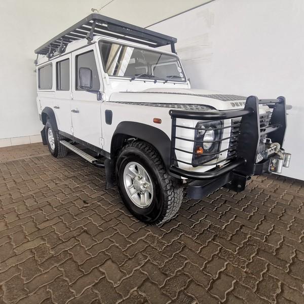 2016 Land Rover Defender 110 2.2d Pu Sc  Gauteng Vereeniging_0