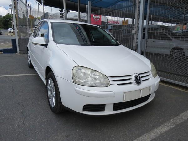 2009 Volkswagen Golf 1.6 Trendline  Gauteng Johannesburg_0